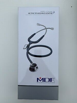Red MDF MD1 Stethoscope