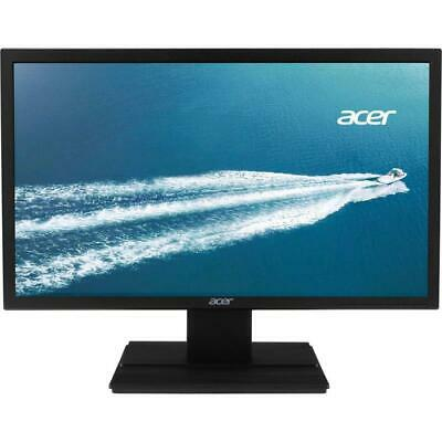 """Acer V6 24"""" LED Widescreen LCD Monitor Full HD 1920x1080 5 ms 60Hz 250 Nit TN"""
