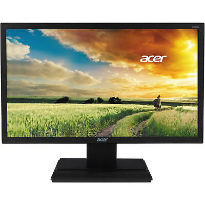 """Acer V6 21.5"""" LED Widescreen LCD Monitor Full HD 1920x1080 5 ms 200 Nit TN"""