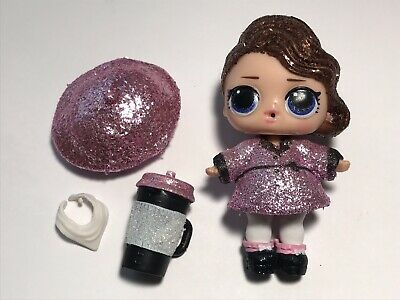 🌞 LOL Surprise Doll HOLIDAY BLING POSH BABY Big Sis Sister Dolls GLITTER PINK