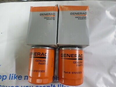 Generac 070185E Donaldson P550336 Kubota 70000-3160 Replacement QTY 3