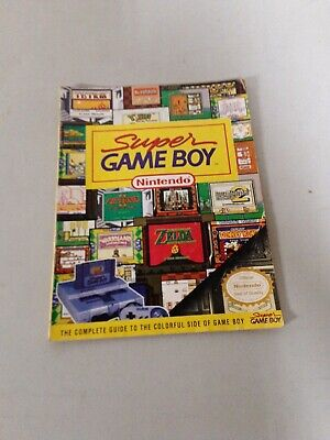 Super Game Boy: The Complete Guide to the Colorful Side of Game Boy - Nintendo