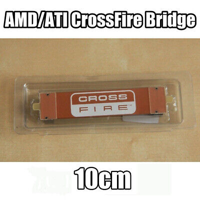 New AMD ATI Crossfire 2 way Ribbon cable for AMD Video Cards 10cm Connector