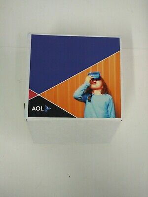 AOL Black Viewmaster / View Master Image3D - Rare - Vintage - Amazing Condition