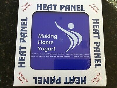 The Brew Pad Heat Pad Heat panel Brand New 220-240V 25W for home brew brewing