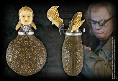 Harry Potter : MAD-EYE MOODY FLASK from the Noble Collection NOB8419