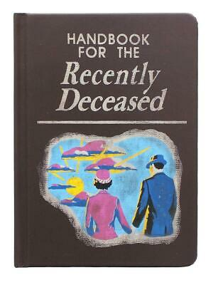 Beetlejuice Handbook for the Recently Deceased Notebook