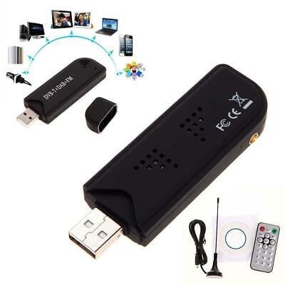 USB 2.0 DVB-T HDTV TV Tuner Dongle Recorder Receiver for Computer PC Laptop  Kit