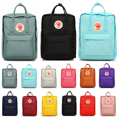 Unisex Backpack Women's Travel Shoulder Girl's School Bags Brand 7L/16L/20L Hot