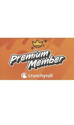 CRUNCHYROLL - Lifetime membership - Worldwide - Fast Delivery