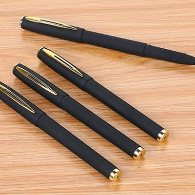 1Pcs Black Ink Smooth Frosted Maker Pen Gel Pens Writing Tool MUJI Style 0.5mm