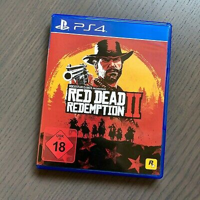 Red Dead Redemption 2 - Sony PlayStation 4 / PS4 - Guter Zustand