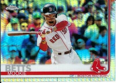 2019 Topps Chrome Prism Cards - You Pick