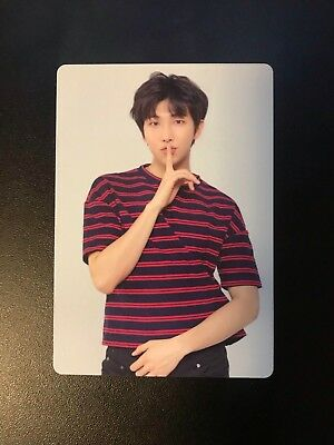 BTS Love Yourself Tour in Japan Official Photocard RM Namjoon 6 of 8