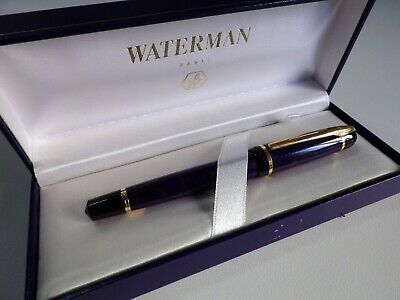 Pluma Estilografica Waterman, Paris, Original