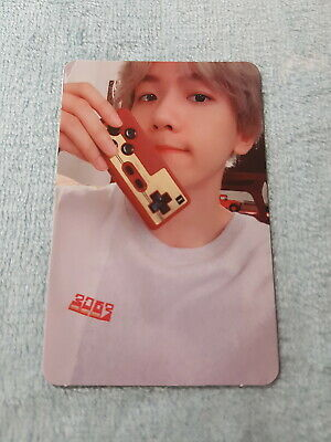 EXO Baekhyun 1st Mini Album City Lights UN Village Type-B Photo Card K-POP(11