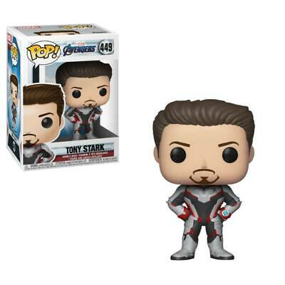 Avengers Endgame POP! Movies Vinyl figurine Tony Stark 9 cm Figurines POP!