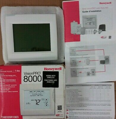 HONEYWELL VISIONPRO 8000 TH8320R1003 - Programmable