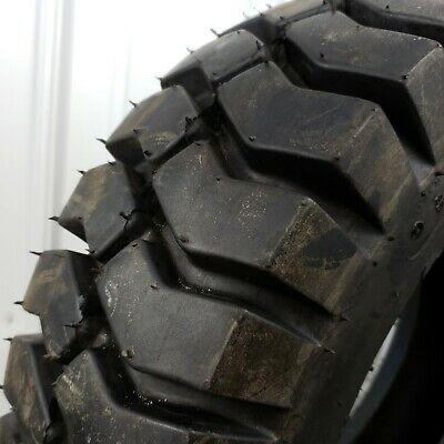 USA Made 6.90-9 NHS S.T.A. Industrial Deep Lug (6-Ply) Forklift Lift Truck Tires