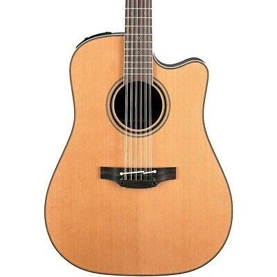 Takamine Pro Series 3 12-String Acoustic Electric Guitar Natural 190839724793 OB