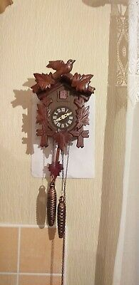 Cuckoo Clock Black Forest in good working order