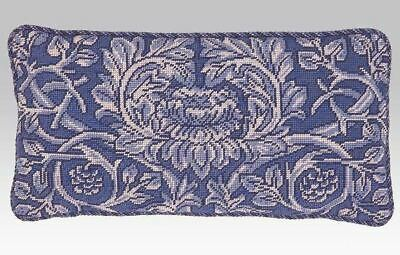EHRMAN DESIGNER CANDACE BAHOUTH MORRIS ROSE TILE TAPESTRY Needlepoint Chart only