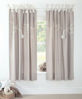 Mamas And Papas Millie And Boris Curtains (132x160) - Brand New Unopened RRP £89