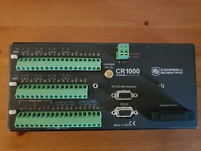 Campbell Scientific CR1000 (4MB Memory)