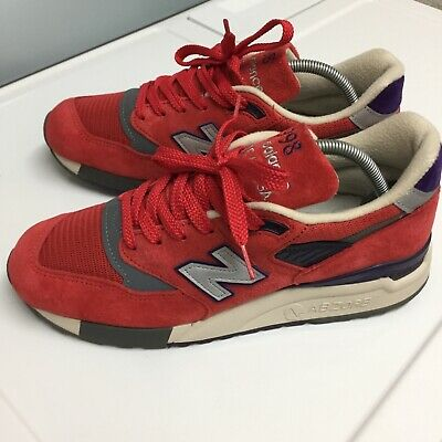 sale retailer 82d20 c09b8 NEW BALANCE X J crew M998JL3 Made in USA. LIMITED EDITION ...