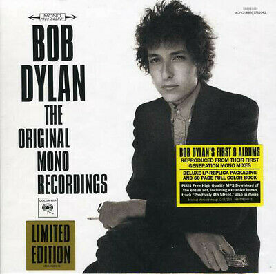 BOB DYLAN - Complete Album Collection Volume One [New CD