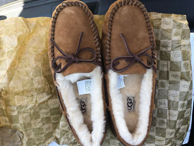 8a2741bb98f WOMENS UGG DAKOTA Slipper Sheepskin Shoes Outdoor Slip On Shoes New ...