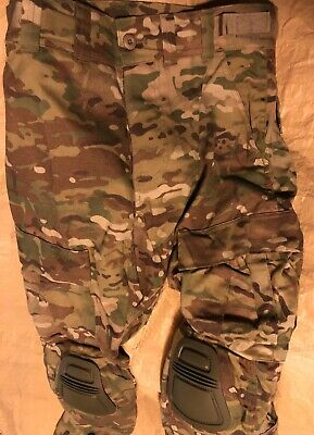 NEW US Army OCP Multicam Combat Pants Trousers Small-Reg NWOT No Knee Pads Incl