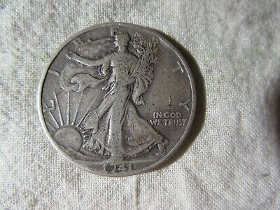 Usa  Half  Dollar  1941      1 Coin