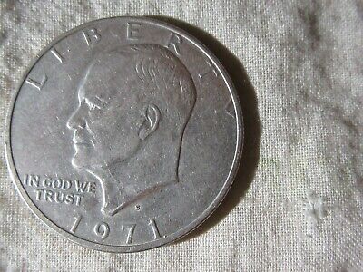 Usa    Dollar  1971      1 Coin