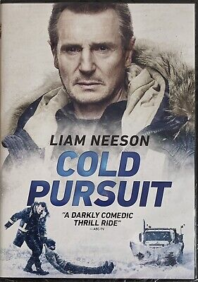 COLD PURSUIT   <   DVD   >   *New *Factory Sealed