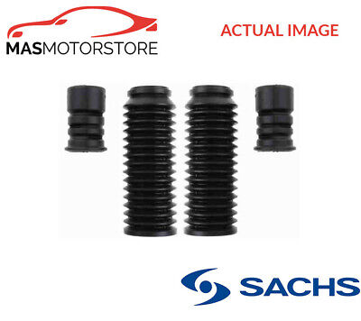AUDI A6 4G Shock Absorber Dust Cover Kit Rear 3.0 3.0D 2010 on Protect Boge New