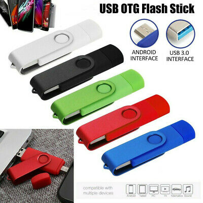 128GB USB 3.0 Flash Drives Datas Thumb Memory Stick Pen OTG PC U Disk Drive