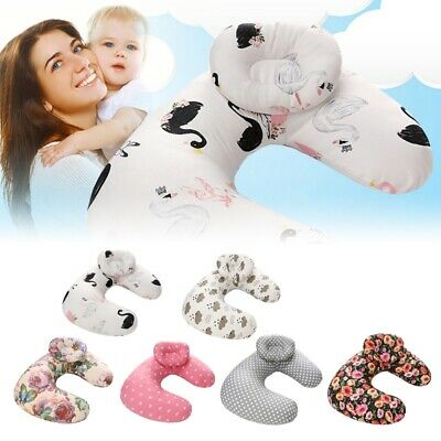 UK Matern​Ity Pregnancy Nursing  Breast Feeding Baby Head Support Cushion Pillow