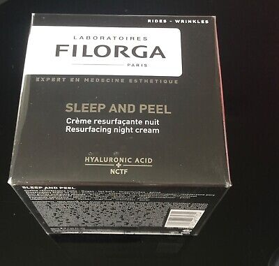 NEW Filorga Time Filler Night Treatment 50ml RRP £60