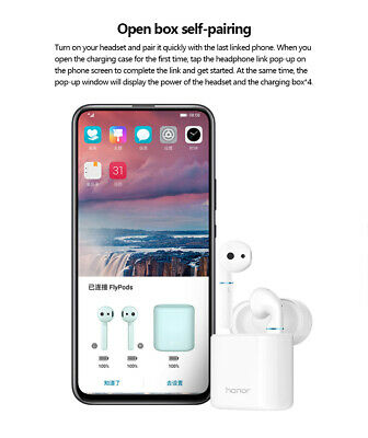 NEW PEL_09N9S0RK HUAWEI HONOR FLYPODS LITE YOUTH HONOR FLYPODS PRO WIRELESS .g.