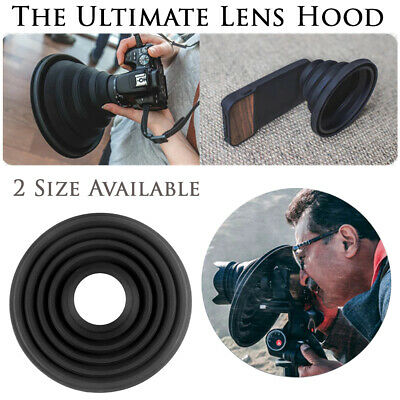 New The Ultimate Lens Hood Take Reflection-Free Photos Videos For photographers