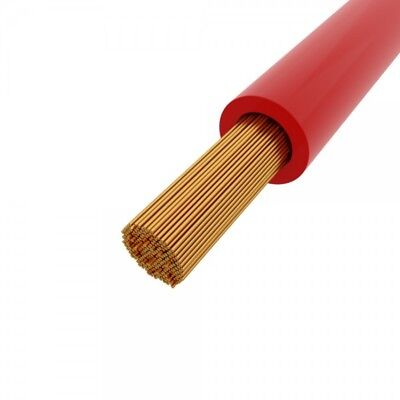1,5mm2 Cordon Rouge Rd H07V-K 100M 4520041 lapp kabel 8704