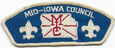 MINT CSP Mid-Iowa Council T-1