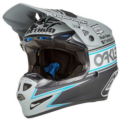 Troy Lee Designs Helm SE4 Polyacrylite Team Edition 2 - Grau