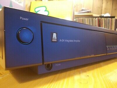 Acoustic Research A-04,High Quality Stereo Amplifier ,Fully Serviced, Very Good