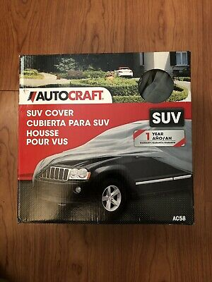 Universal SUV cover Fits 14-15ft SUVs