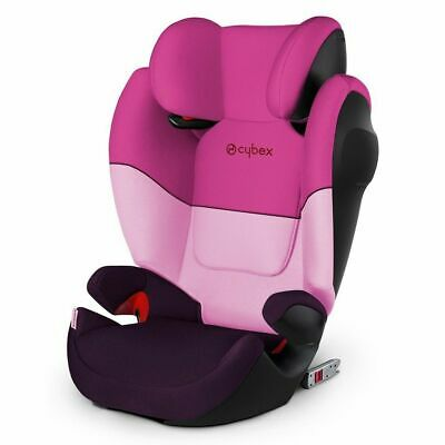 CYBEX solution M FIT SL 15 to 36kg with or without ISOFIX high back booster seat
