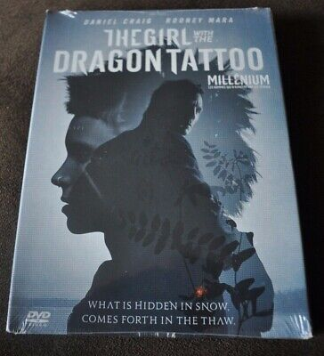 The Girl With The Dragon Tattoo DVD 2012 Region 1 NTSC English/French Audio 5.1