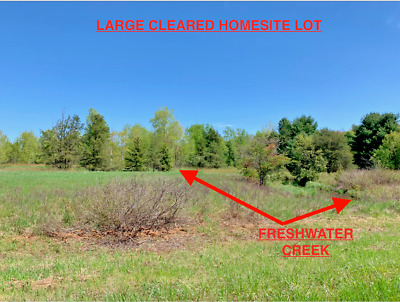 Freshwater Homesite Lot, Golf Course Community, No Reserve