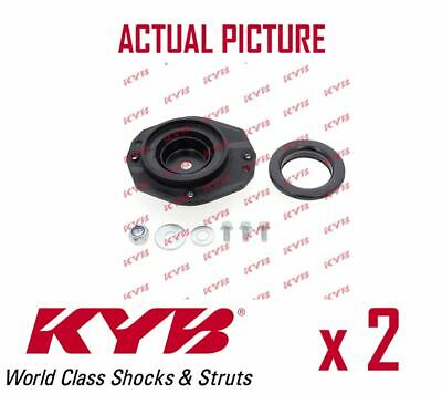 2 x NEW KYB FRONT AXLE TOP STRUT MOUNTING PAIR SET OE QUALITY REPLACEMENT SM1906